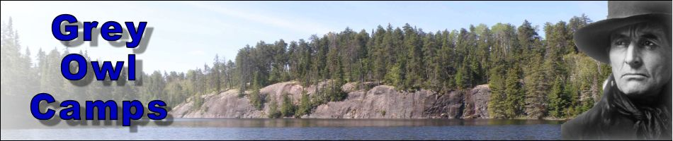 Grey Owl Camps, Biscotasing Cabin and Camp Rentals, lake Biscotasi